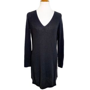 Anthropologie Knit Tunic Sweater
